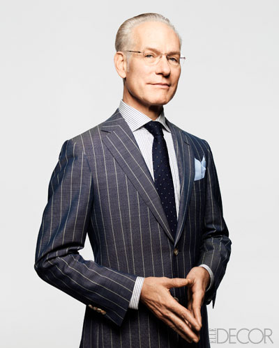 Tim Gunn, Project Runway, gay celibate man