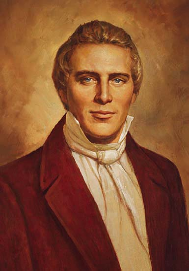 The Founder of Mormonism, Joseph Smith