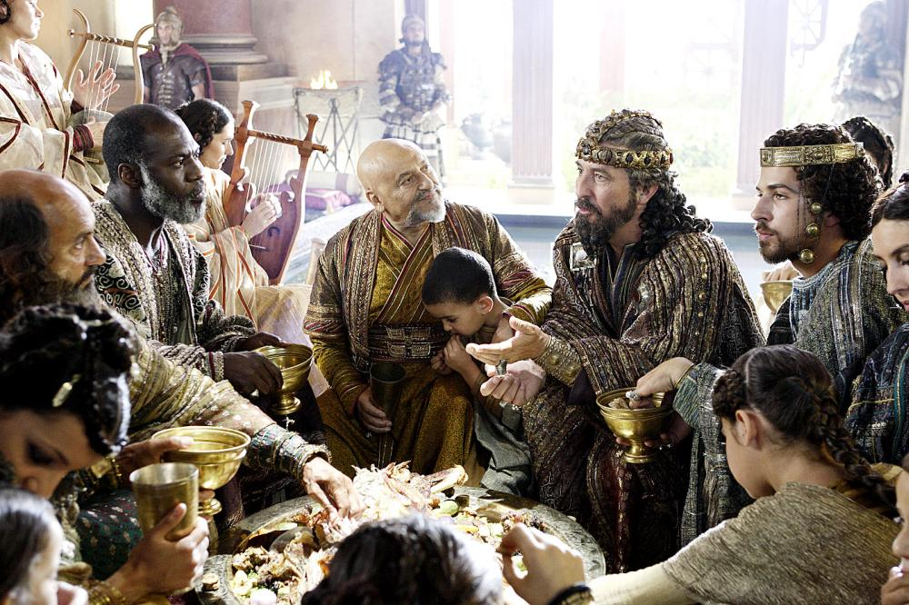 Herod the Great, The Wise Men, Herod Antipas, and their family. ( The Nativity )