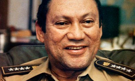 Former Panamanian Dictator, Manuel Noriega