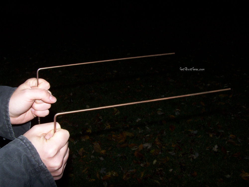 Dowsing Rods a.k.a. Divning Rods