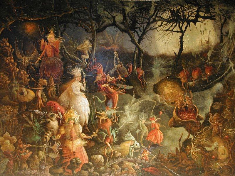 The History of Halloween: Samhain — Desiree M. Mondesir
