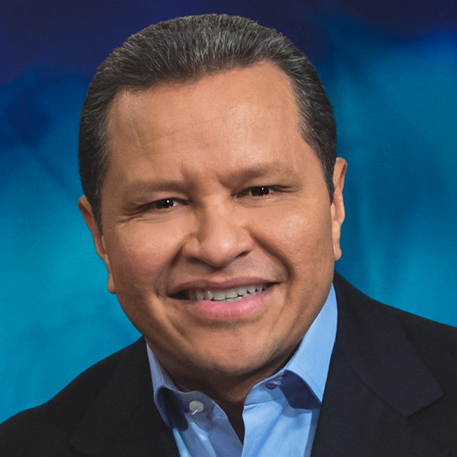 Apostle Guillermo Maldonado, founder and pastor of King Jesus Ministry International in Miami, FL.