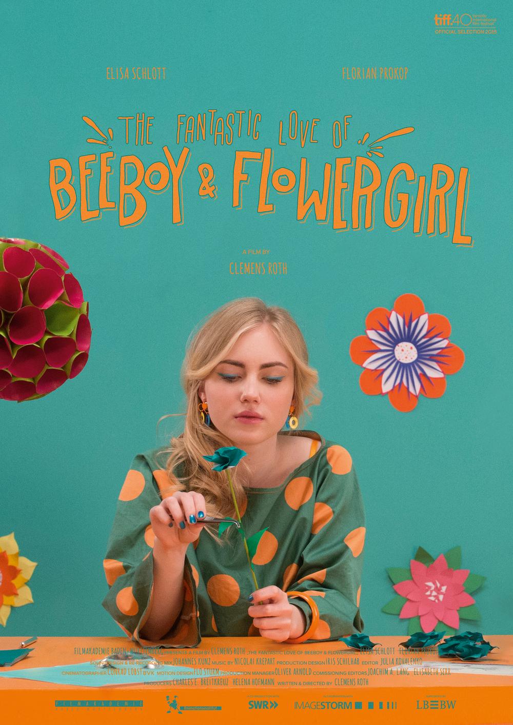 Poster Flowergirl