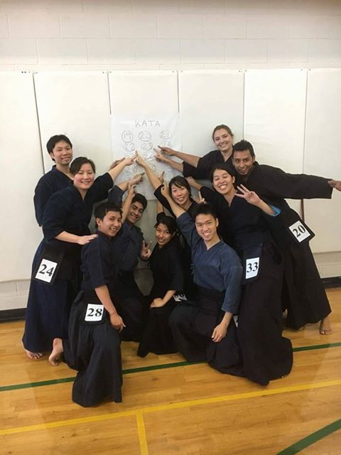 HKK Members passed dan testing at SWKIF Fall Seminar.