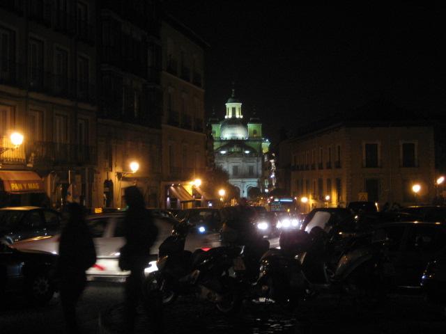 Madrid, Spain 2007