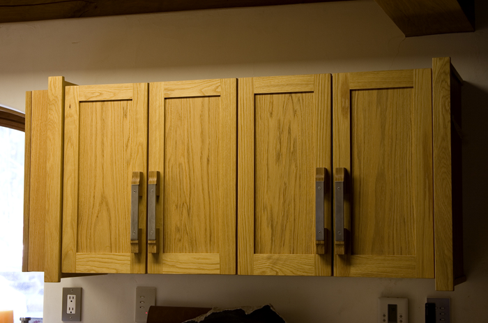 White Oak Cabinetry