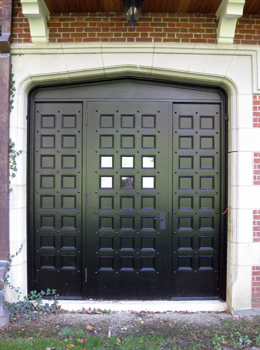 White Oak Entrance Doors