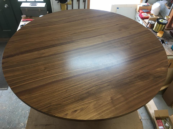 Rift Sawn Walnut Table Top