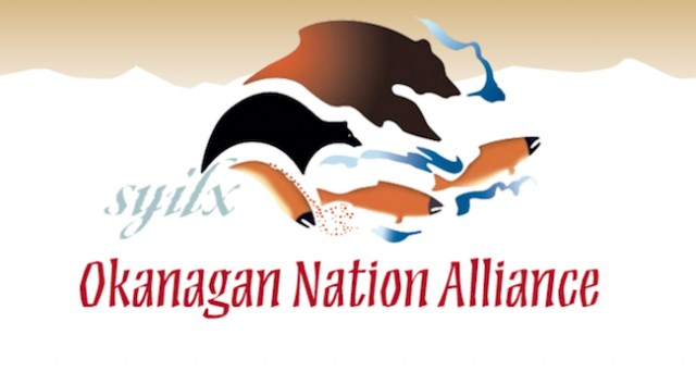 Okanagan Nation Alliance - From ONA Tribal Council Resolution:The Okanagan Nation Alliance (ONA) Chiefs Executive Council has declared Grizzly Bear, known as kiʔlawnaʔ in the nsyilxcen language, as At-Risk and in need of protection.The Syilx (Okanagan) territory was once home to thriving populations of grizzly bears but today few remain. Without prompt recovery efforts, three remnant grizzly populations, the North Cascades, the Kettle-Granby, and the South Selkirks will soon disappear. It is critical that we ensure that kiʔlawnaʔ is protected and recovered in ways consistent with our culture, traditional knowledge, values, laws and customs.