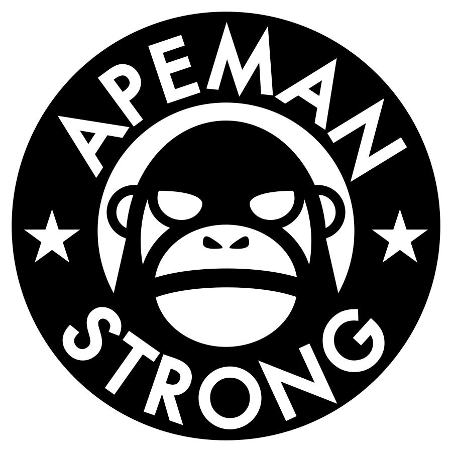Apeman Strong