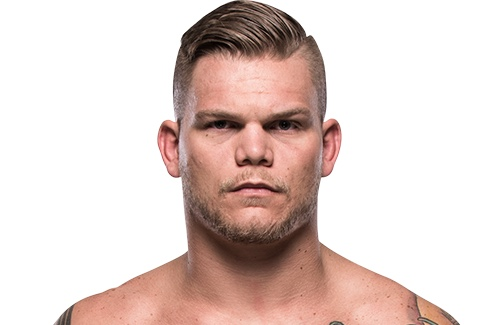 CHASE SHERMAN   UFC Heavyweight  10 wins - 3 losses