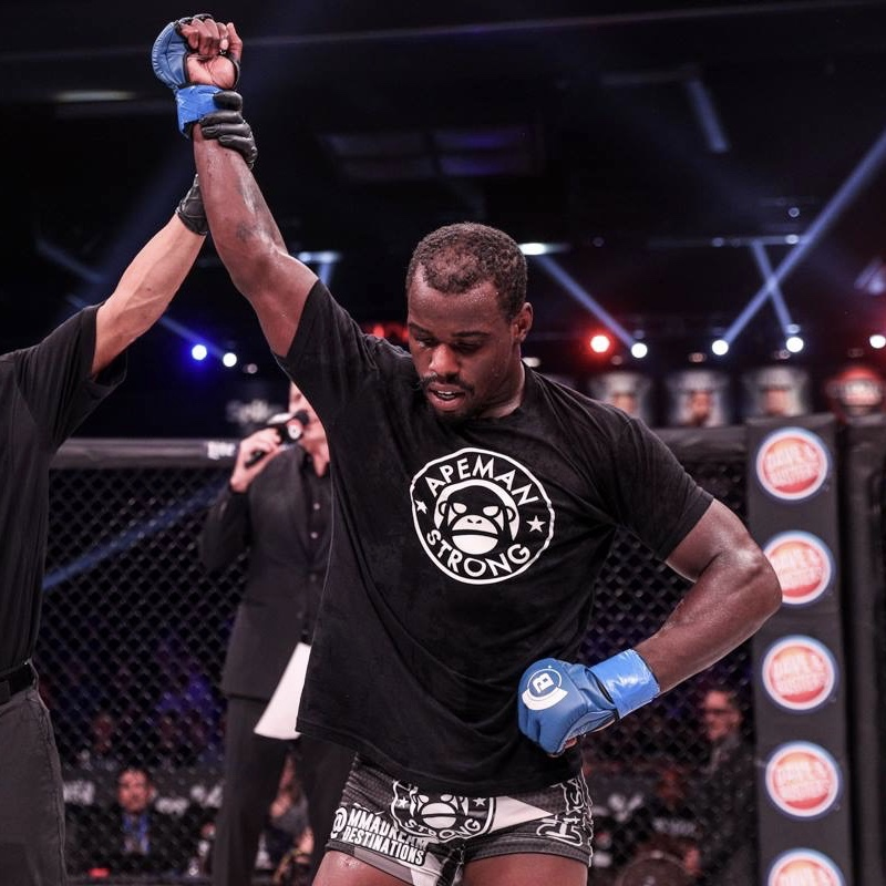 CARRINGTON BANKS   Bellator Lightweight  6 wins - 0 losses