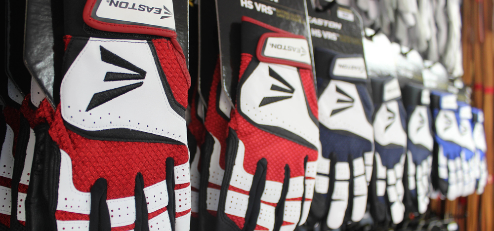 Wide Selection of Batting Gloves