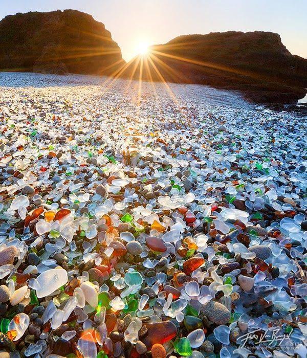 sea glass heaven