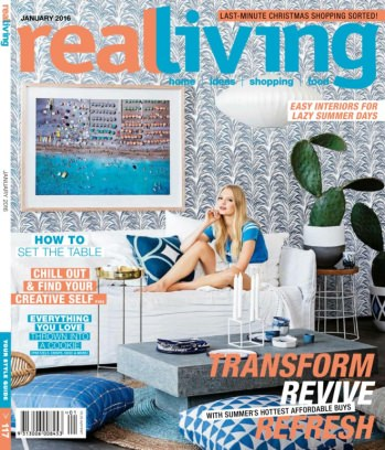 Real Living | January 2016