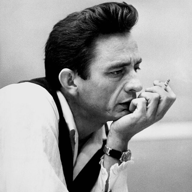 JOHNNY CASH // Happy birthday to this American treasure. b. 1932