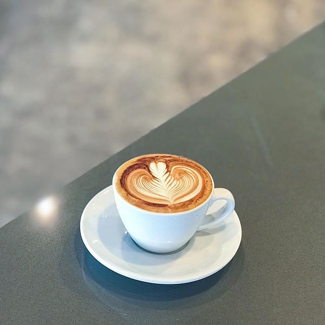 """""""C O F F E E  U P !"""" We have brought forward our closing time to 3pm so do get your caffeine fix by then. . . . . . . . . #woolloomooloo #cafe #baristalife #johnmontagu #coffee"""
