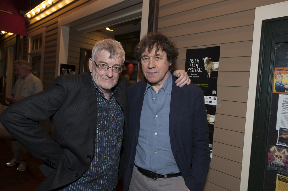 Thaddeus O'Sullivan and Stephen Rea, Stella Days