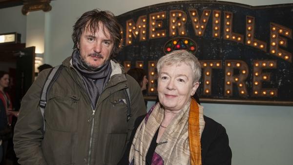 Dylan Moran & Ruth McCabe