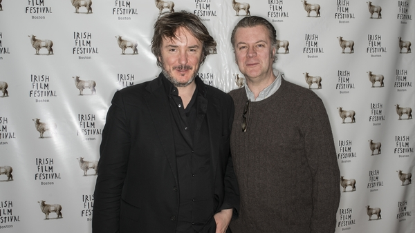 Dylan Moran and Ian Fitzgibbon