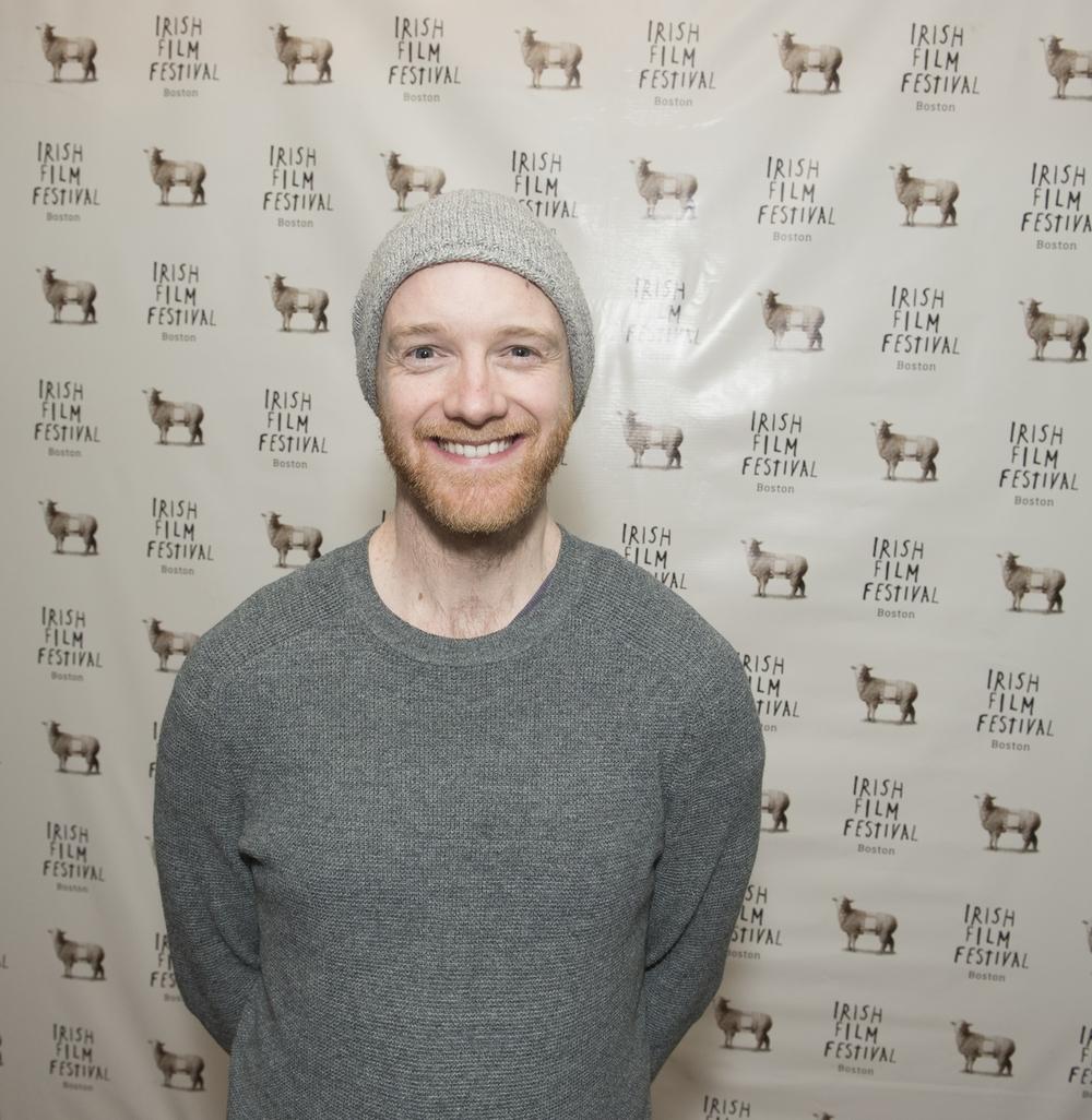 Director Shaun O'Connor (Pat)