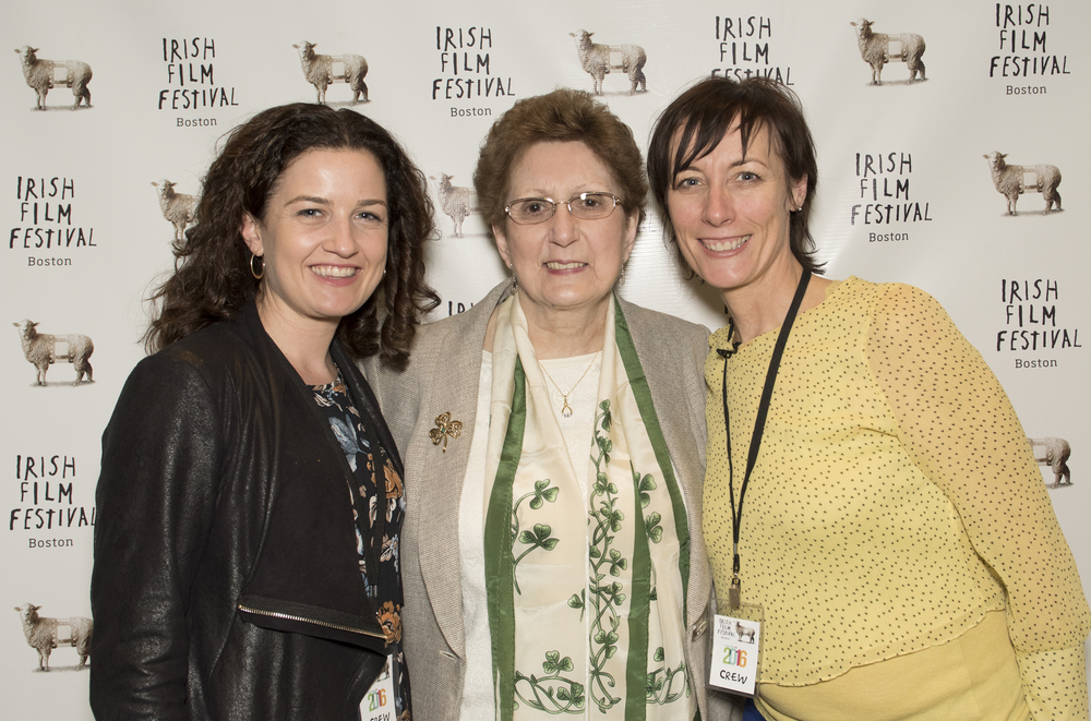 Siobhan Fanning, Mary Walsh (The Mayor of Boston, My Son), Dawn Morrissey