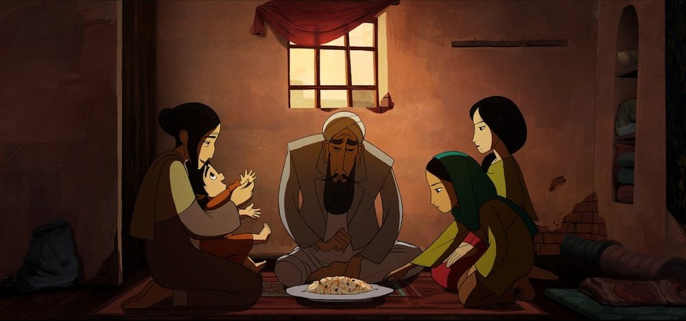 Special Jury Prize    The Breadwinner    Directed by Nora Twomey