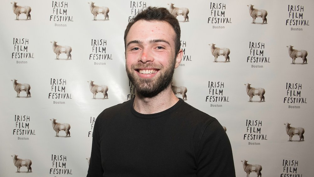 Eamonn Murphy, Director,  Lost Memories  (winner of 2018 Director's Choice Short Award)