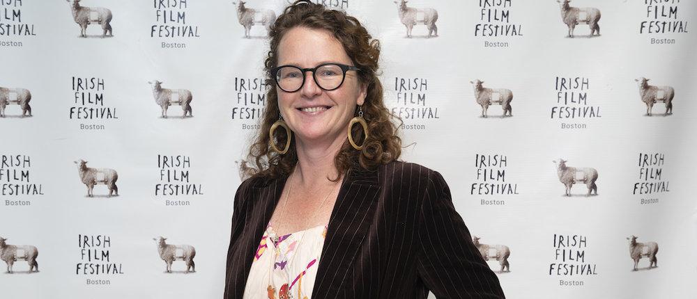 Director Carmel Winters (FLOAT LIKE A BUTTERFLY)
