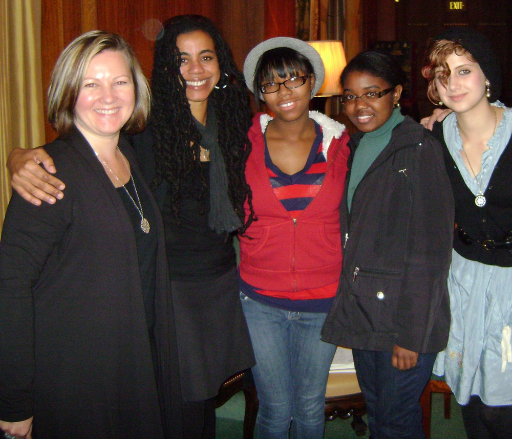 Suzan Lori Parks and girls2-far-right.jpg