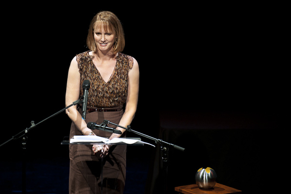 BOLD INK AWARD 2012 HONOREE Melissa Rosenberg
