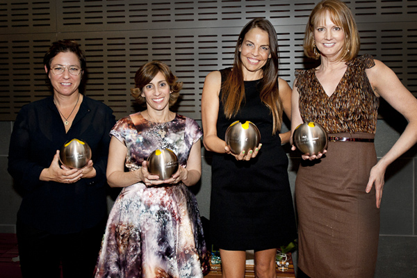 BOLD INK AWARD 2012 HONOREES