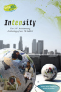 Inspired by page 24 in    Intensity: The 10th Anniversary Anthology from WriteGirl