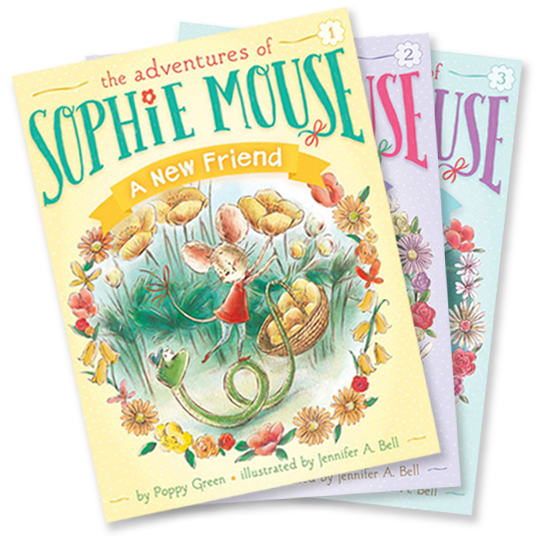 The Adventures of Sophie Mouse