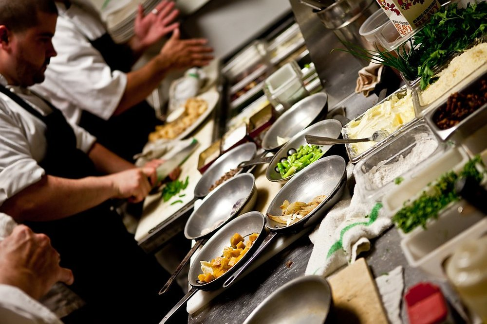 Charleston Chefs Kitchen Tour