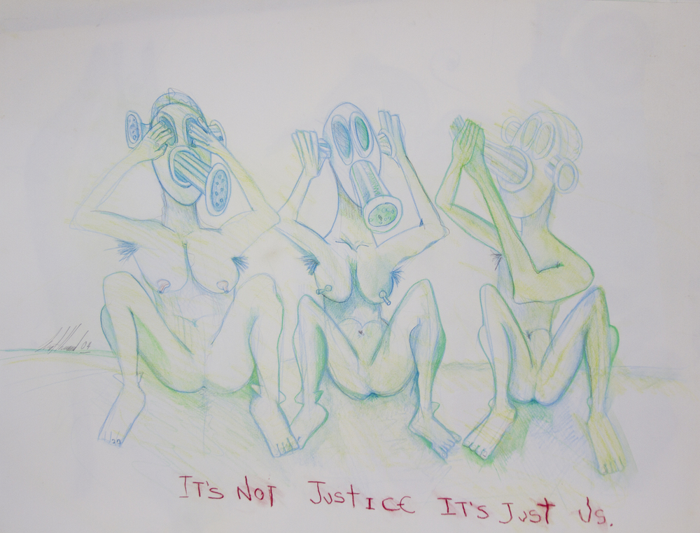 It's Not justice it's just us