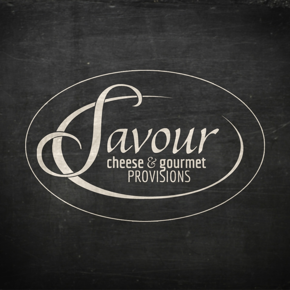 Logo design for local cheese shop • 2015