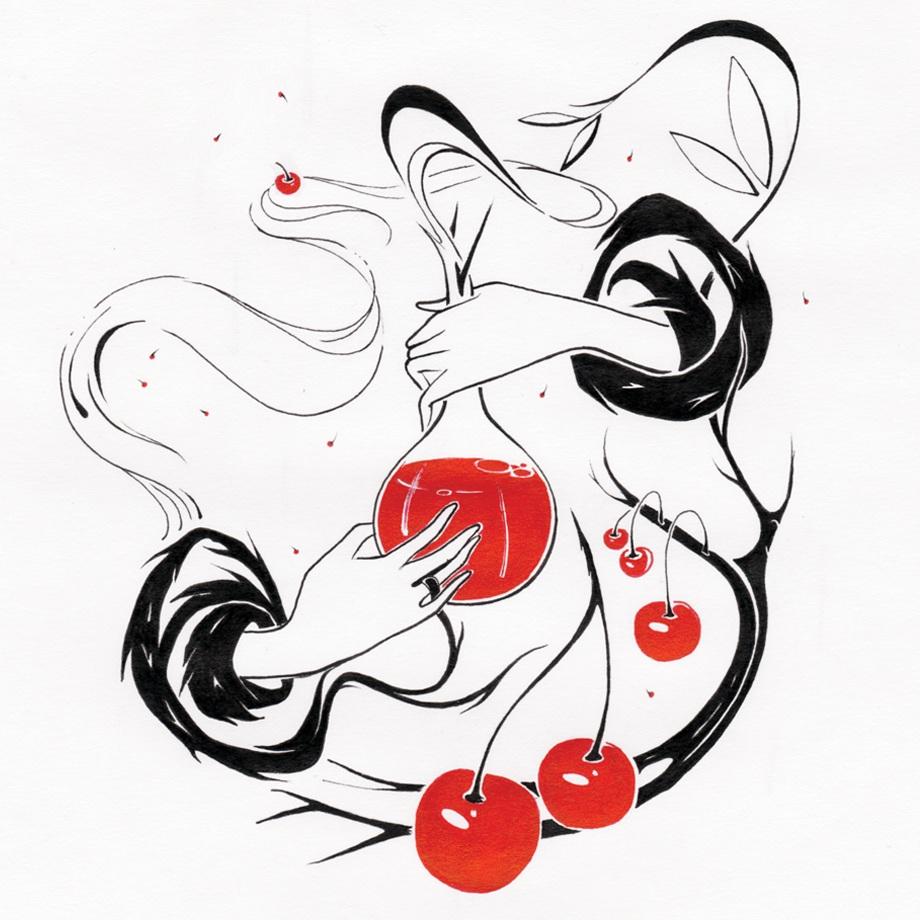Thorns + Cherries •2019