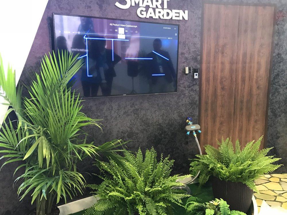 Smart Garden by Zmodo