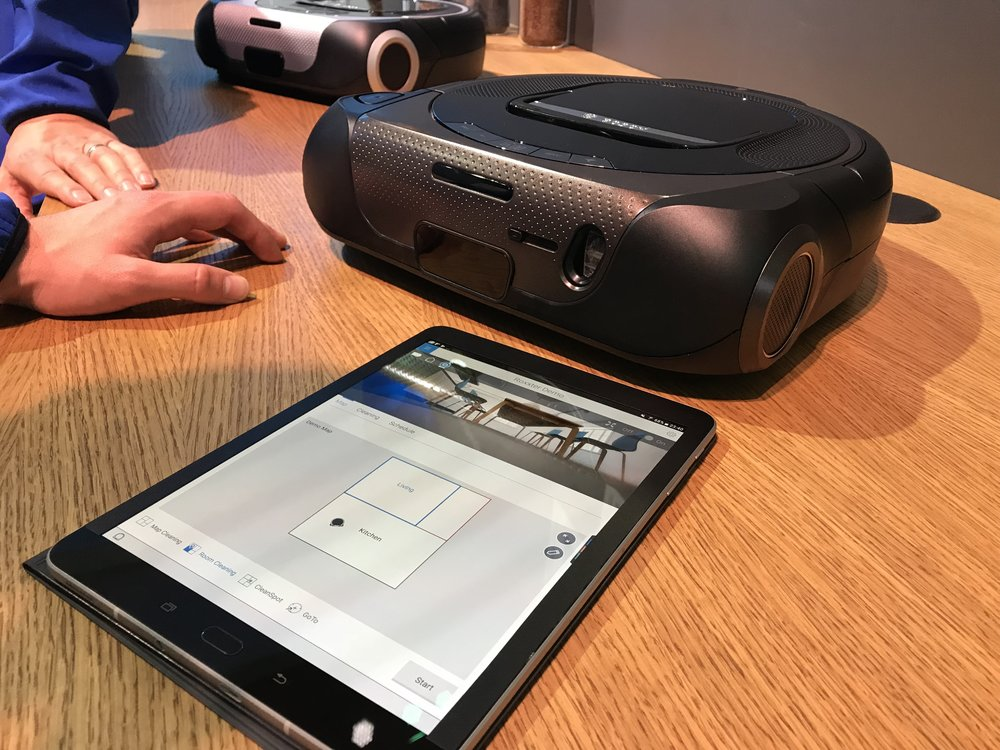 Bosch robot vacuum