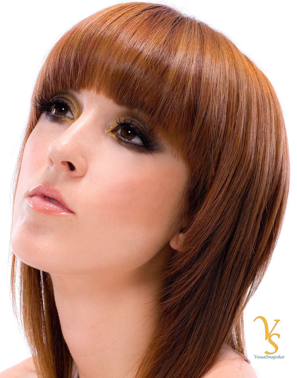 Red Copper Hair Color