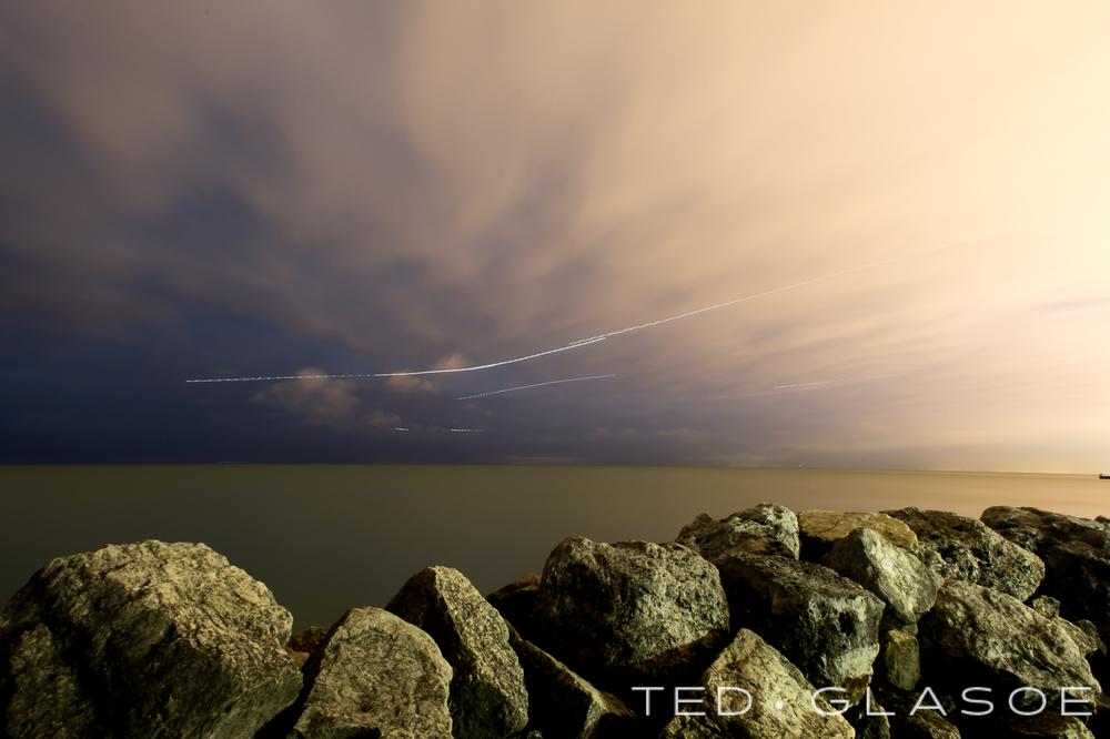 Jet Trails 4