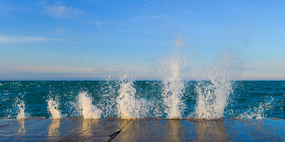 Revetment Splash