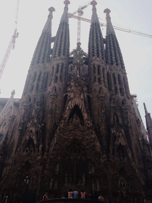 Barcelona Spain_Barcelona_La Sagrada_Gaudi_Las Ramblas_What to do in barcelona_Mercado Barcelona