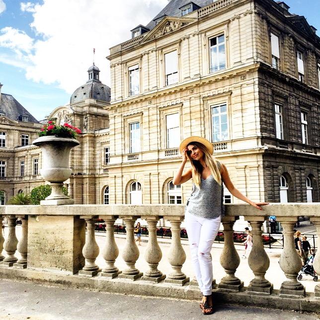 Jardin du Luxembourg!