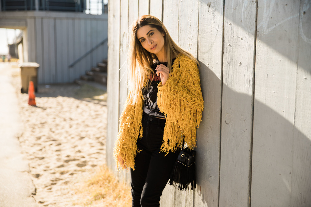 foray collective_savvy javvy_mate the label_fashion blogger_la_santa monica_fuzzy jacket_ramones_la style_street style_benjamin smith_roguefoto_ben smith photographer_lovers and drifters jacket_