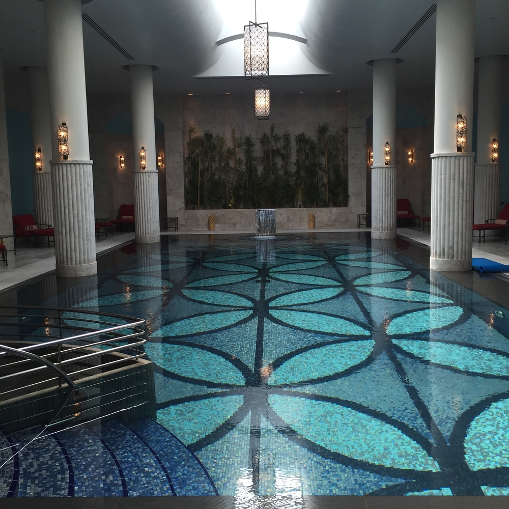 Spa at the Four Seasons