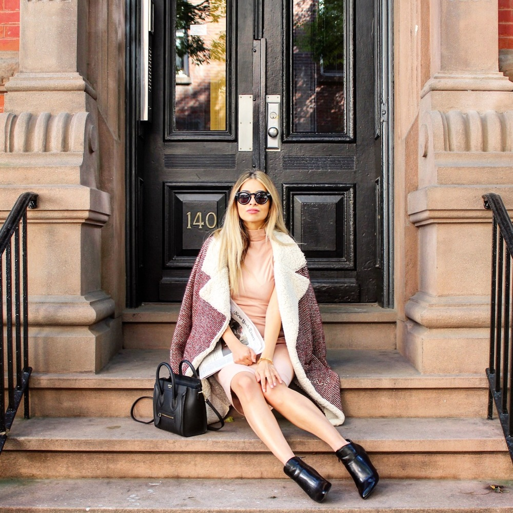 new york city_fashion blogger_ny fashion blogger_ny street style_nyfw_celine bag_savvy javvy_celine sunglasses_balayage hair