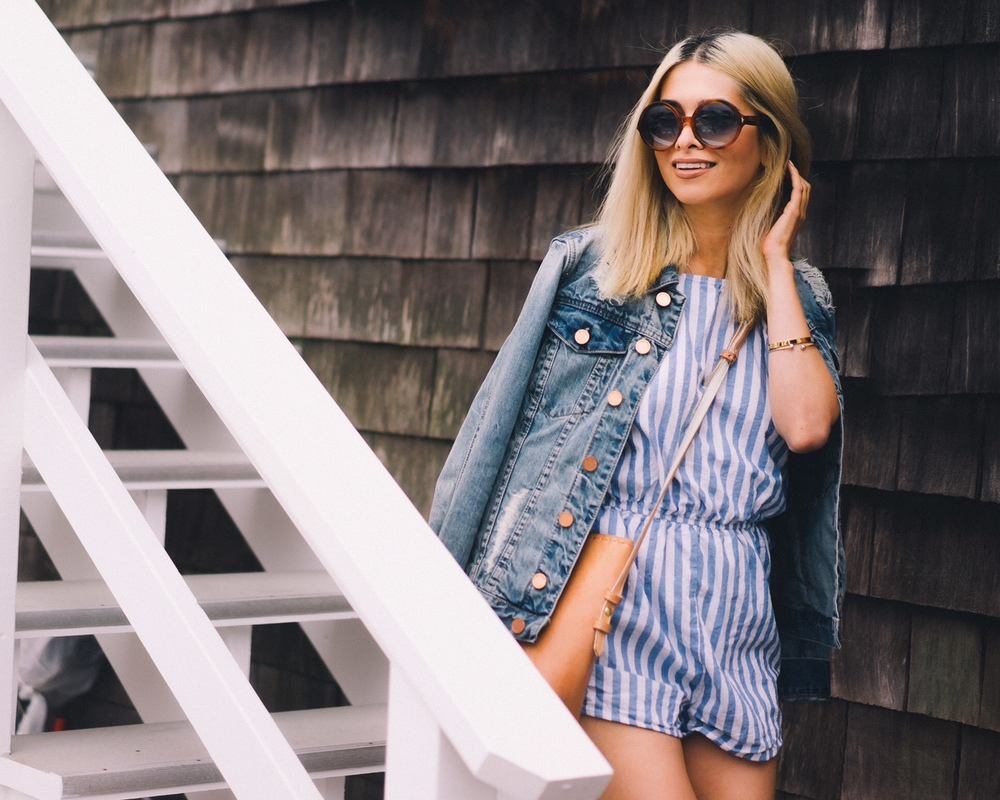 savvy javvy_fashion blogger_orange county blogger_oc blogger_striped romper_beachwear_where to eat in newport beach_tom ford_icy blonde hair_tien photographer_kim kardashian hair_olden twin hair_la blogger_what to do in orange county